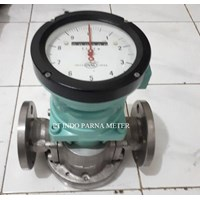 flow meter Oval Stainless steel