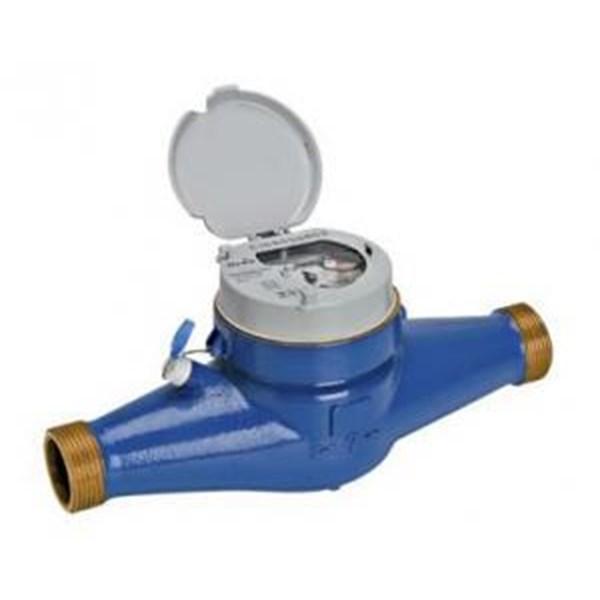 water meter itron type multimag 1 1/2 inch