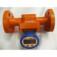 Flow Meter Oval Flowpet EG Model LS5276-400B