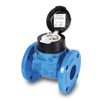 water meter itron 3 inch type woltex M 80mm