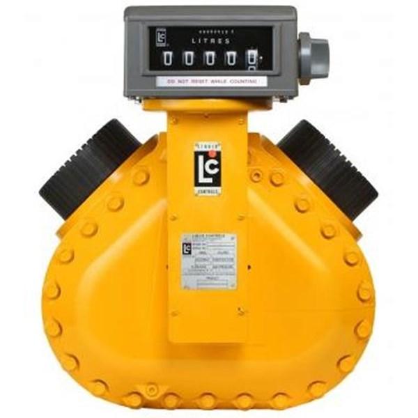 oil flow meter LC M80