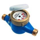 Water Meter BR 3/4 inch 20mm 1