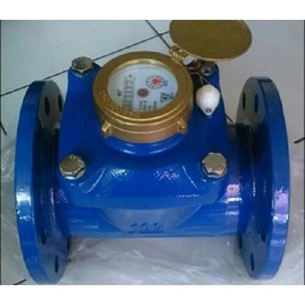 Water Meter Merk BR 4 inch 100mm