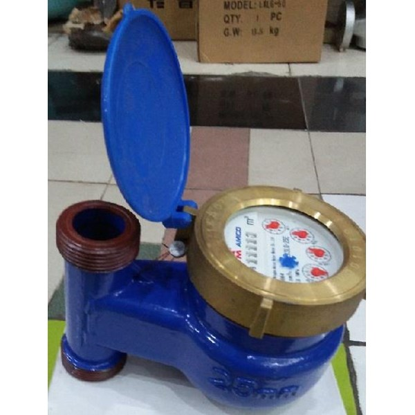 Water Meter Vertical Amico 1 Inch 25mm