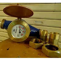 Water Meter BR 1 1/2 inch 40mm