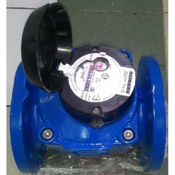 Flow Meter Itron 4 inch Woltex M 100mm