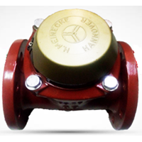 "Flow Meter Sensus WP-Dynamic Hot Water 2½"" 65 mm"