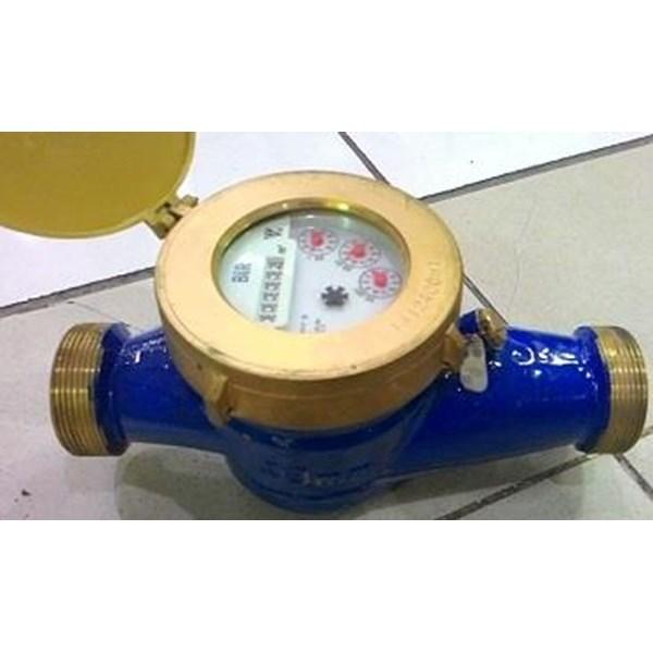 jual water meter br 3/4 inch 20mm