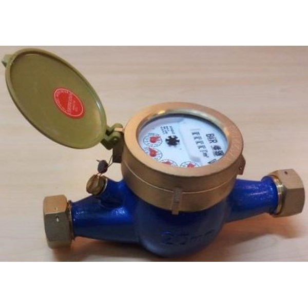 jual water meter br 1/2 inch