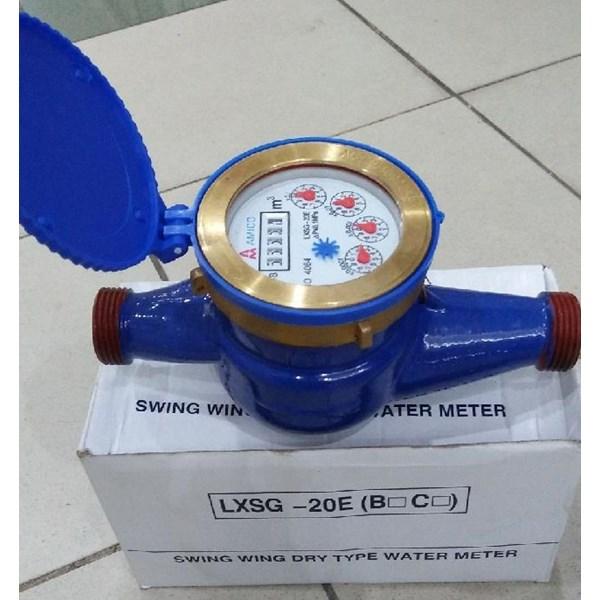 Jual water meter amico 3/4 inch 20mm