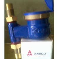 Water Meter Amico 3/4 inch Vertikal