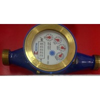 Bestini Water Meter 3/4 Inch 20mm