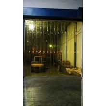 plastik curtain kuning HP 0812 1020 8787
