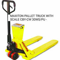 Maxiton Pallet Truck With Scale CBY-CW 30WS