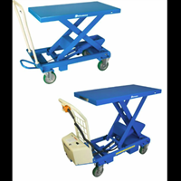 Mobile Lift Table BX & BXB