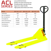 Jual Hand Pallet ACL Series