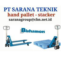 Hand Pallet - Bishamon