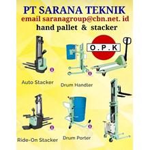 OPK Hand Stacker HAND PALLET