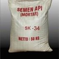 Jual Semen Api Mortar SK 34