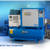 Jual Compressor Puma