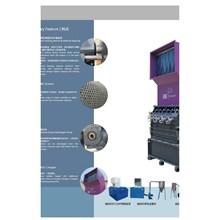 Key Feature - Granulator