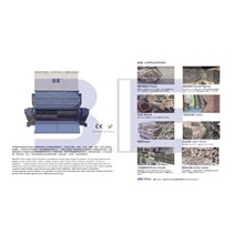 3E Single Shaft shredder - Single Shaft Shredder