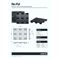 Distributor Pallet Plastik Type NP 1210  3