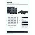 Pallet Plastic Type HD 1210 3