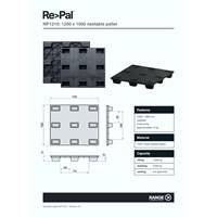 Distributor Pallet Plastik Type HD 1210 3