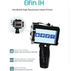 Elfin IH Handheld High Resolution Inkjet Printer 1