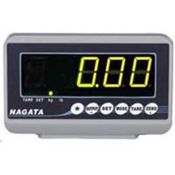 Indikator Timbangan Nagata
