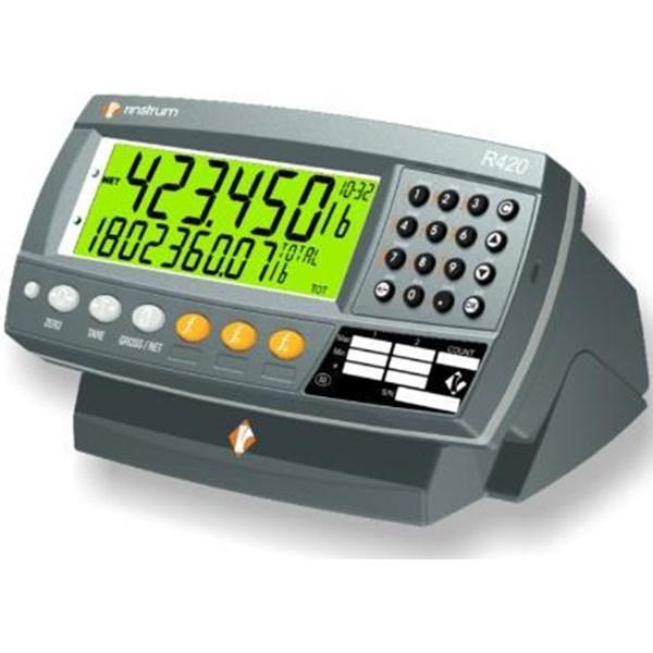 Indikator Timbangan R420