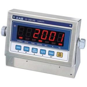 Indikator Timbangan CAS 2001ss