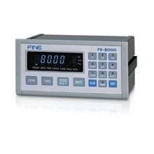 Indikator timbangan Fine fs-8000