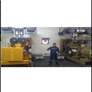 Service Genset 500 KVA By CV. Ahesy Engineering