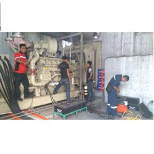 Service Genset 1600 KVA By CV. Ahesy Engineering