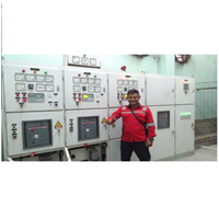 Service Panel Genset By Ahesy Engineering