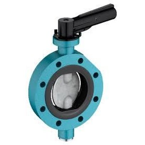 BUTTERFLY VALVE TW 80-100