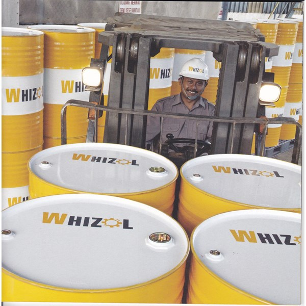Whizol Metalworking Fluid & Industrial Lubricant