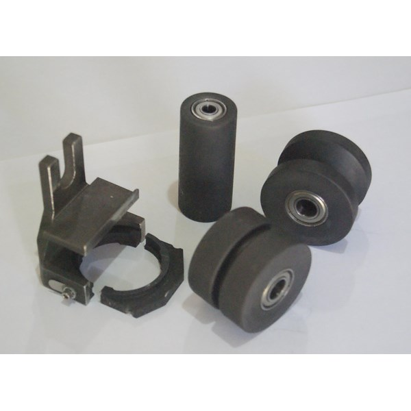 Graphite for High Temp Komponent & Hot Zone Parts