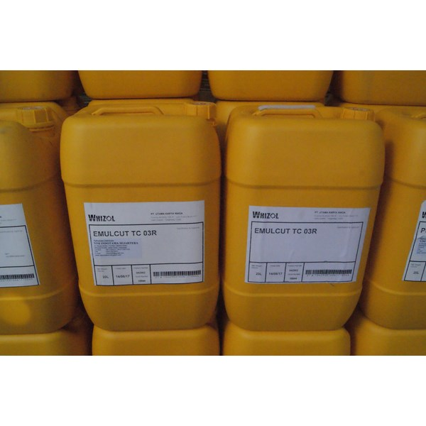 EmulCut (Soluble Metalworking Fluid)