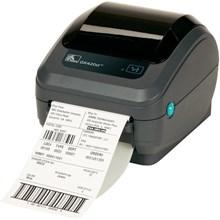 Zebra Printer Barcode GK 420