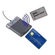 Pembaca Kartu Akses Kontrol Omnikey 5321 V2 USB Reader