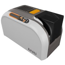 Printer HITI CS-200E Id Card Printer Singgle or  Dual Side Printer