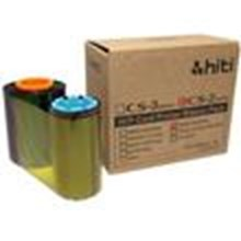Tinta Printer or Ribbon Hiti CS-2 YMCKO Full Color
