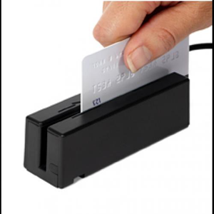Magnetic Card Rider