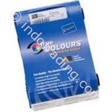 Black Ribbon Cartridge 1000 Image  For Zebra P110i