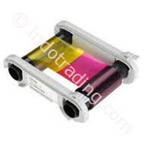 Evolis Color Ribbon Ymcko 250 Images R5f005saa