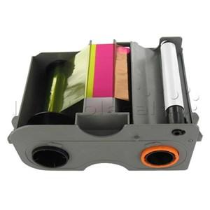 Tinta Printer or Ribbon Fargo Dtc1000 Ymcko # P/ N : 045000