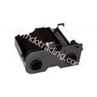 Premium Black ( K) Cartridge W/ Cleaning Roller 1000 Image For C30e # P/ N : 44201 1